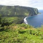 Waipi o Valley, Big Island, Hawaii